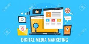 Digital Media For Marketing