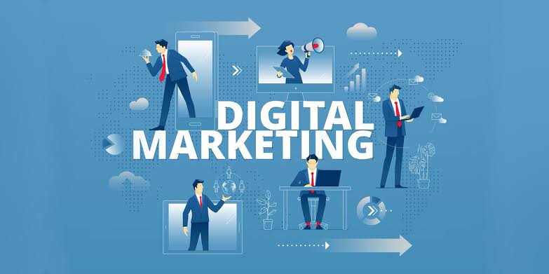 digital marketing agency content